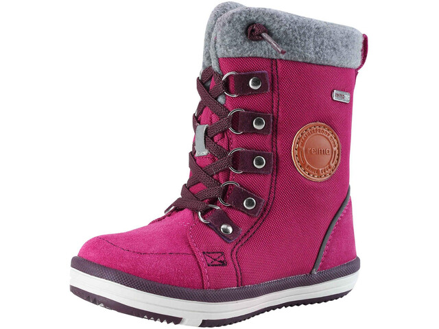 Reima Freddo Saappaat Lapset, cranberry pink